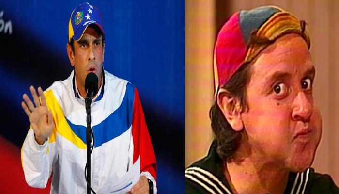 Capriles el kiko Venezolano