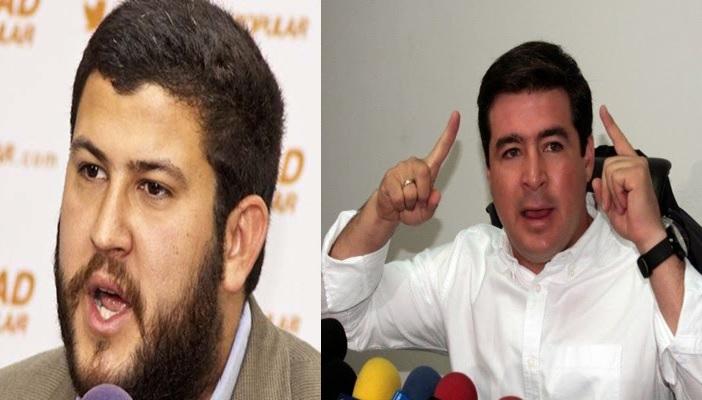 Dirigentes de la Mesa de la Unidad involucrados con paramilitarismo y dolares