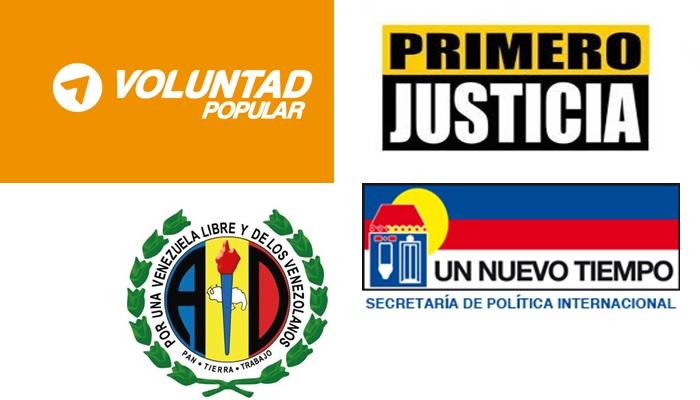 Partidos opositores