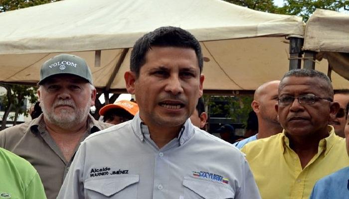 Warner Jiménez