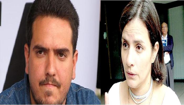 Liliana Hernández y Stalin González