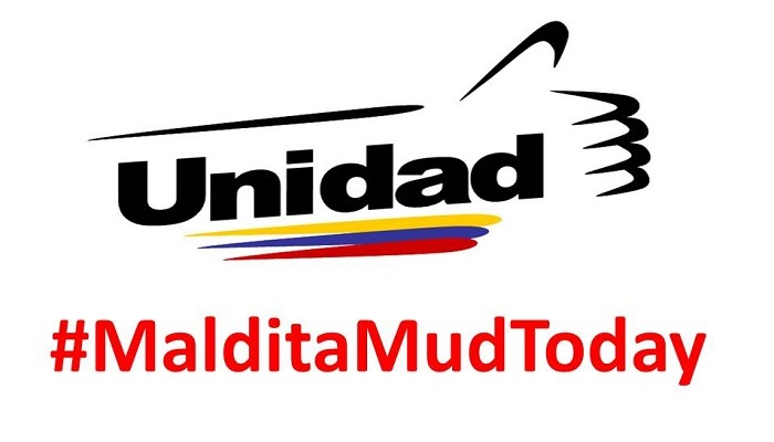 #MalditaMUDToday