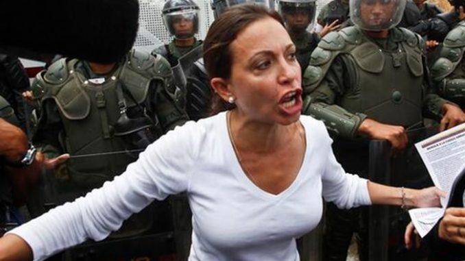 María Corina