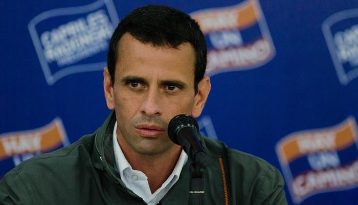 Capriles billetes