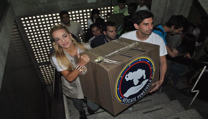 Rescate Venezuela