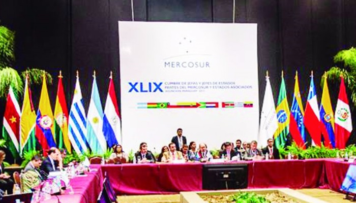 Triple Alianza Mercosur