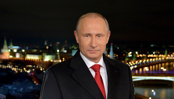 Rusia - putin