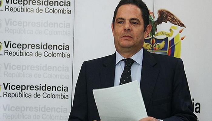 Vicepresidente de Colombia Vargas Lleras