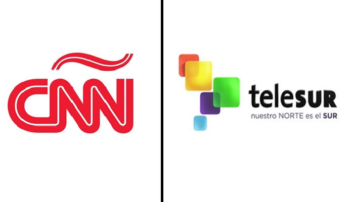 CNN Telesur