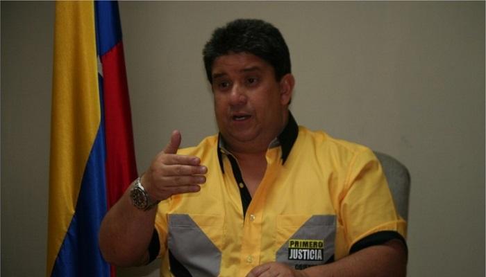 Diputado José Gregorio Correa