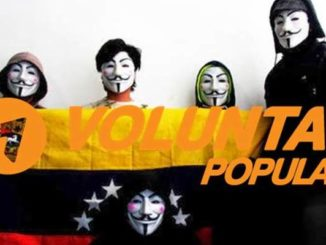 Voluntad Popular VP