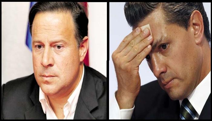 Peña Nieto y Varela vs OEA