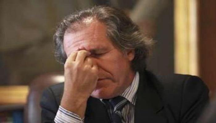 Almagro OEA fracaso