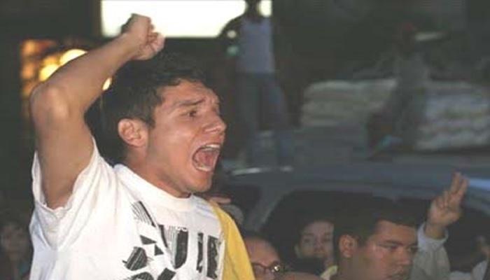 Dirigente Proyecto Venezuela Julio César Rivas