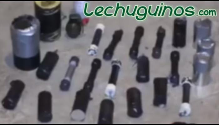 Armamento oposición