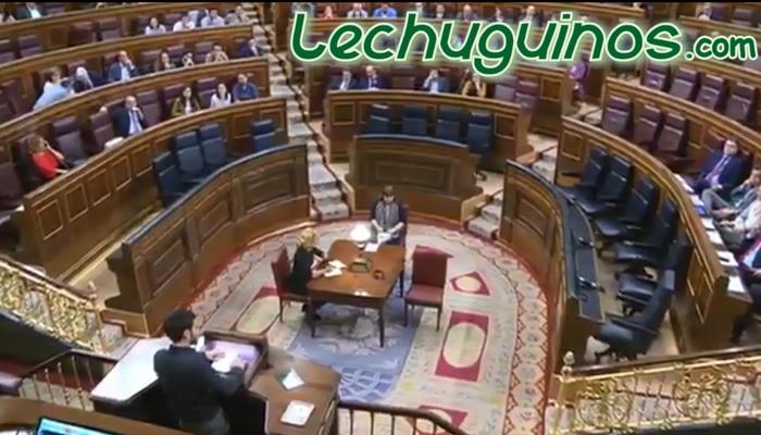 Congresista español