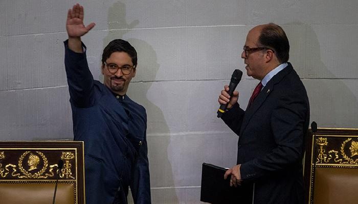 Julio Borges Freddy Guevara