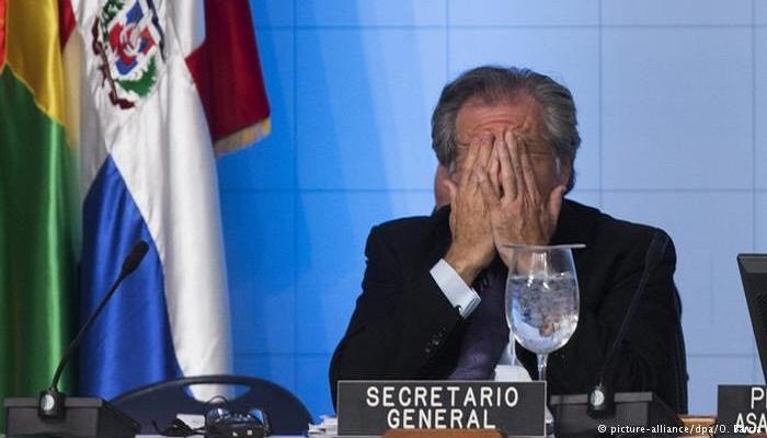 OEA- Luis Almagro
