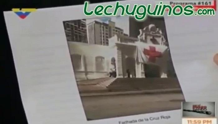 Diosdado Cabello discrepó a Mario Villarroel