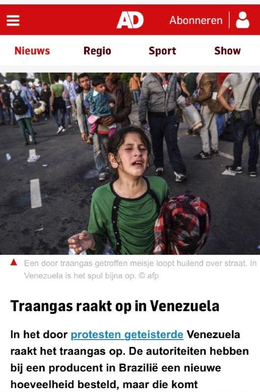 Prensa Holandesa