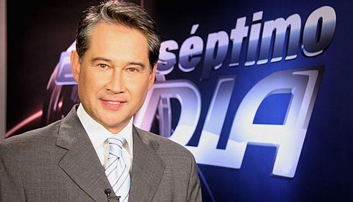 Periodista colombiano