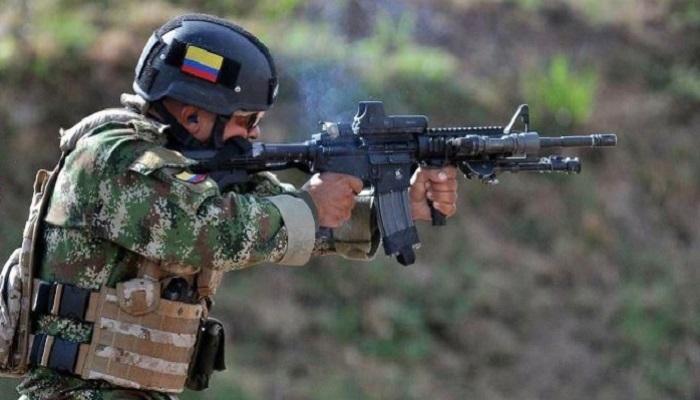Ejército colombiano