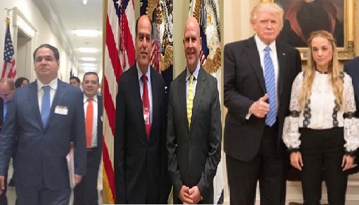Resultado de imagen para trump y borges