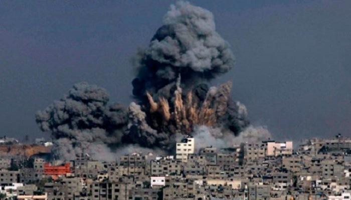 Bombardeo -Muertos-siria