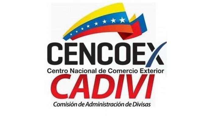 Cadivi y Cencoex