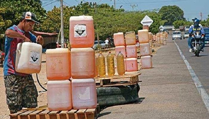 Contrabando - Gasolina