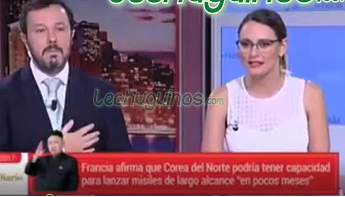 Periodista español