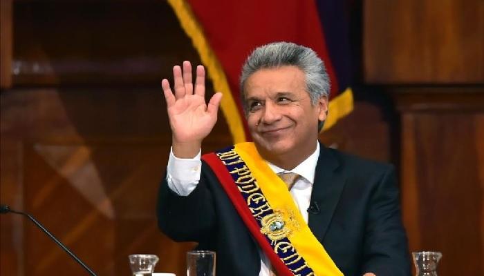 Presidente de Ecuador - Lenin Moreno