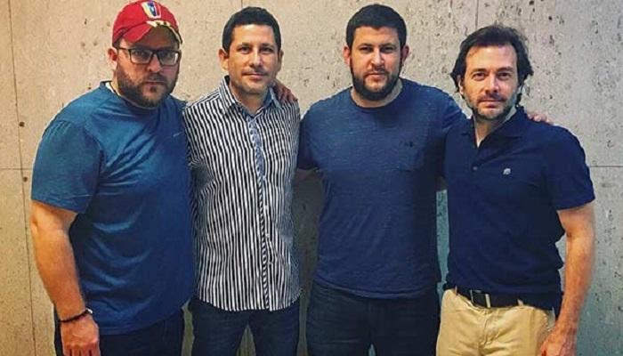 Ex alcaldes
