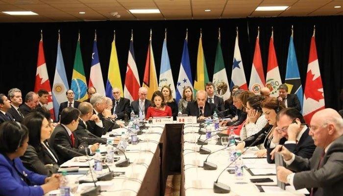 Almagro - Grupo de Lima-Cartel de Lima