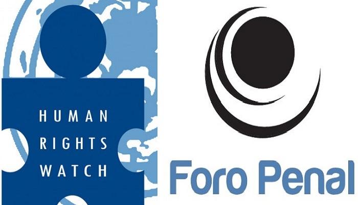HRW y Foro Penal