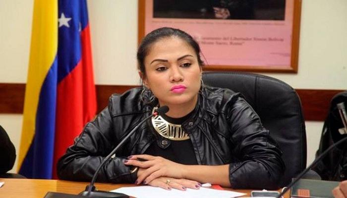 Gobernadora Táchira