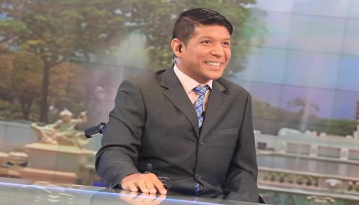 Periodista de VTV