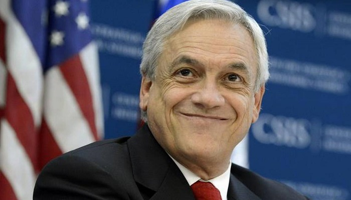 Chile- Sebastian-Piñera