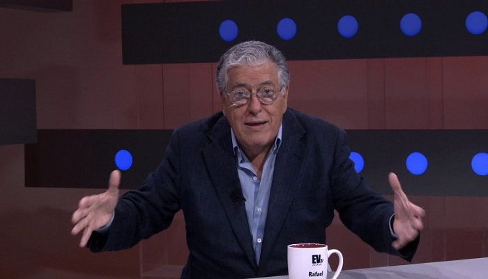 Rafael Poleo loco
