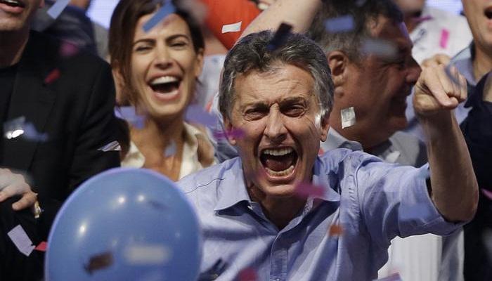 Mauricio Macri - Medios