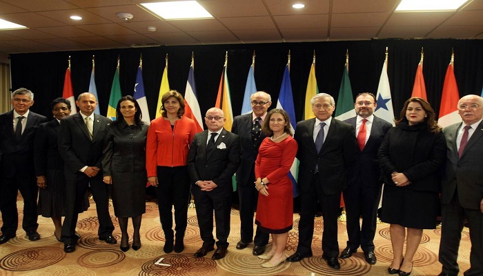 Grupo de Lima - OEA