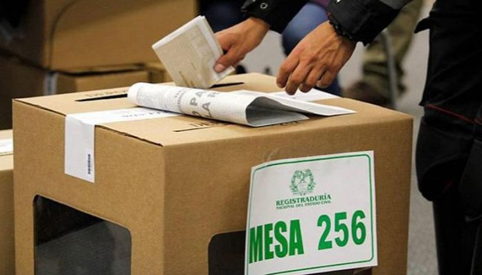 Colombia-Elecciones