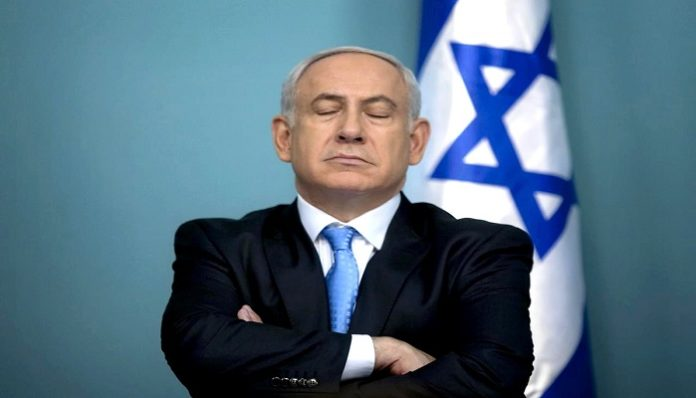 Netanyahu-Feliz-Masacre-Palestinos-1