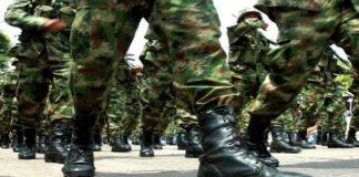 Venezuela -Insurgencia-Militar-Oposición