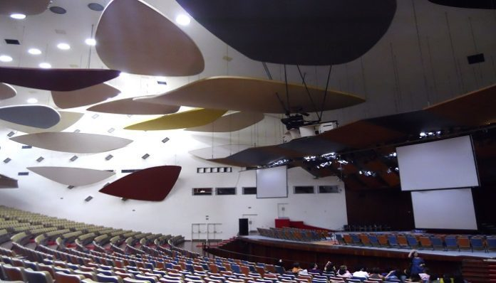 aula magna ucv