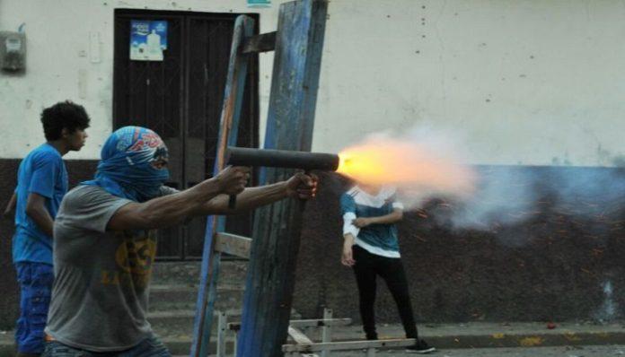 Nicaragua-Protestas