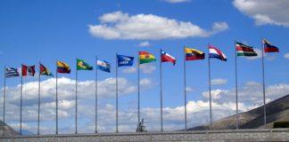 Países-UNASUR