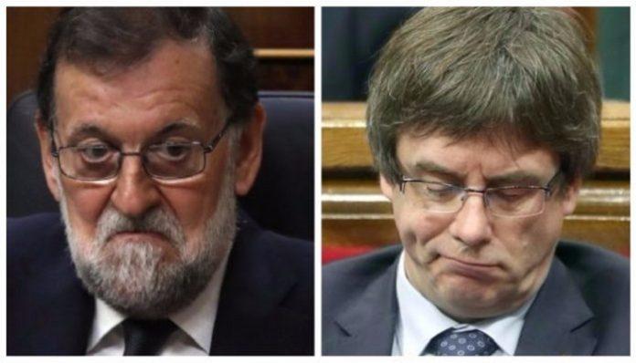 Rajoy-Puidgemont