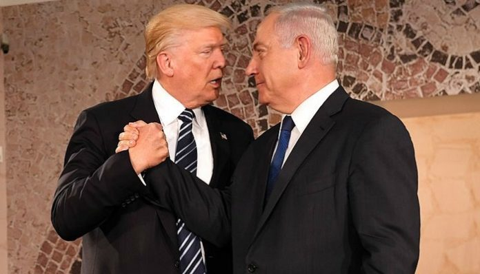 ISRAEL - EEUU