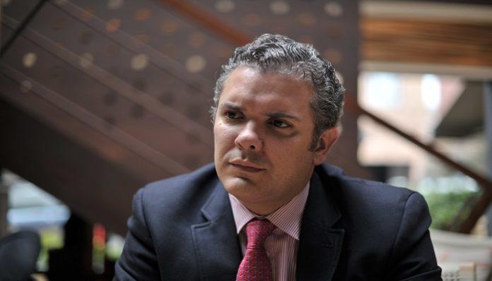 Iván Duque -Gobierno